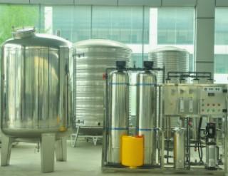 对软化水设备相关知识的介绍